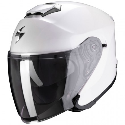Scorpion Exo-S1 Bianco Lucido