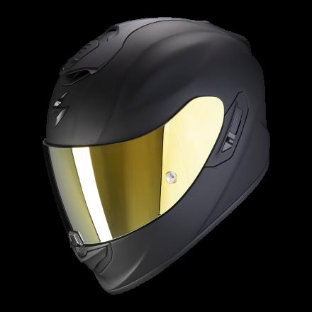 Scorpion exo-1400 air nero opaco